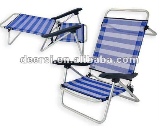 folding reclining beach chair, View folding reclining ...