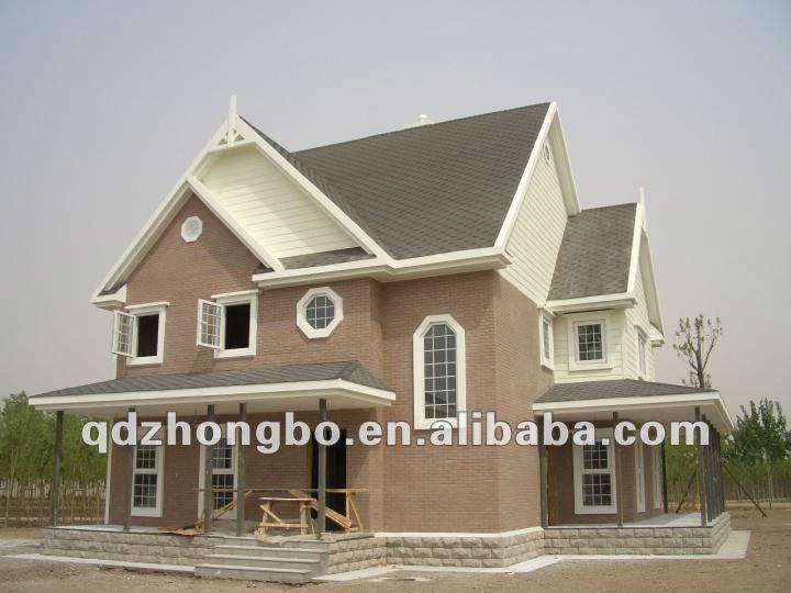 modular prefabricated prefab modern modular light steel villa
