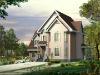 moving prefabricated prefab light steel structure villa