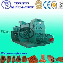 Free freight!!! 2.YFJZK40/40-2.5 brick making machine ,auto soil brick making machine