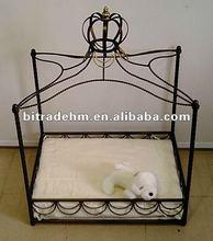 IRON PET BED