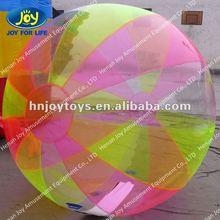 2012 popular inflatable water walking balls