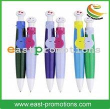Plastic Novelty Lover Couple Shaped Ball Pen