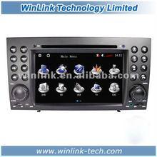 For Mercedes SLK 171 Car DVD Player with Car DVD GPS Navigation System