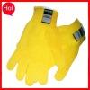 Cut resistant level 5 Aramid Fiber glove for working