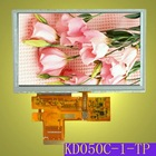 5.0inch colour touch screen lcd module