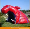 inflatable mascot cougars helmet