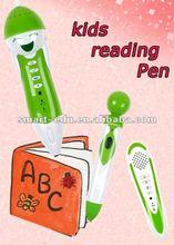 OEM&ODM fun kids electronic talking pen,pen reader