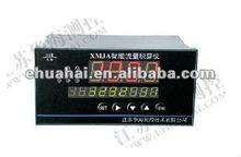 Smart flow totalizer meter
