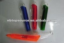 Colorful plastic promotional gift ballpen
