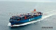 International Sea freight service from Tianjin/Shenzhen/Guangzhou to Santos Brazil