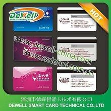 Popular Multiple Shop Point Card