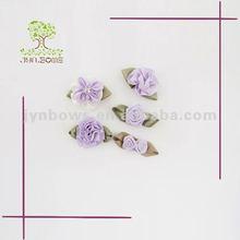 modern design flower for hair bows