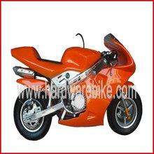 2012 hot sell 49CC pocket bike(HDGS-801)