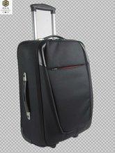 2012 Chic Travel Luggage Aluminum Trolley Luggage Case