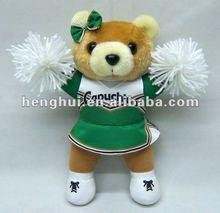 soft lovely plush buddy bear