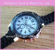 Fashion alloy chronograph fake watches