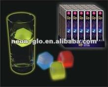 Glow Ice Cube LED Light Plastic Ice Cube