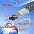 Câble électrique modifié de trace de la chaleur d'isolation de polyoléfine
