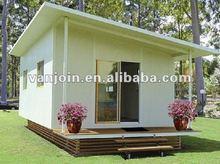 sound insulation energy saving eco-friendly prefab house /prefabricated house /Green building