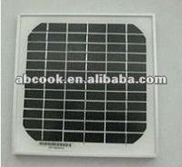 Monokristalline Sonnenkollektoren 5 Watt