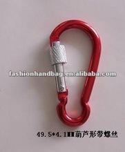 2012 fashion purse snap buckle hook