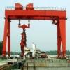 Rubber Tire Container Gantry Cranes / RTG Crane