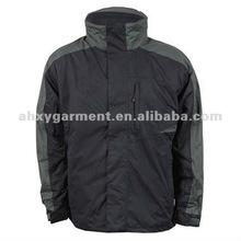 Men's rain jackets factory OEM only