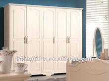 2014 wardrobe/MDF (615) five-door and white