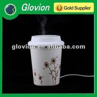 Office usb mini Cup Steam Humidifier mini handheld humidifier logo printing coffee cup humidifier