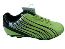 2012 fashion men's football shoes TPU outsole