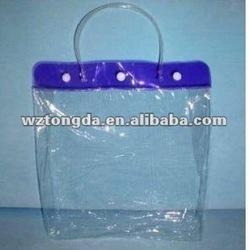 2012 High Quality PVC shopping bag