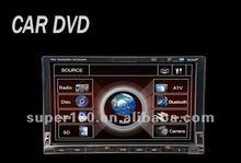 CAR CD DVD HOT 2012 NEW 12v car dvd with (GPS/USB/SD)