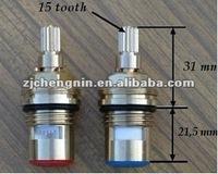 "1/2"" faucet shower fitting classic cartridge valve core shower faucet cartridge"
