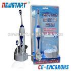 Finger ultrasonic vibrating toothbrush for adult dental hygiene kit