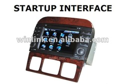 Hot Special DVD GPS Navigation For Mercedes Benz W220 W215 S-W220(S280 S320 S350 S400 S430 S500)