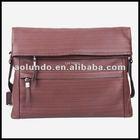 New design genuine cow leather folding handbags importers in delhi
