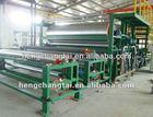 pvc flex banner automatic production line