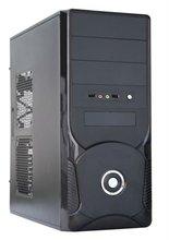 Desktop ATX computer case