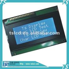 STN negative lcd display module 16x4