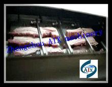 Frozen pork cutting machine have no bone