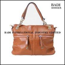 custom design leather handbags