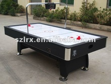 coin air hockey table with electric scoring,table top air hockey,ice table