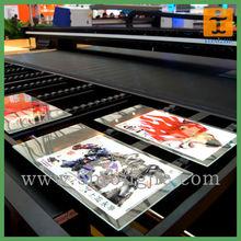 UV glass board digital printing service
