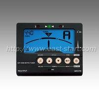 3-in-1 Guitar/Bass/Ukulele/ Violin Metronome/Tuner/Tone Generator