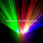Red Green Blue Yellow Laser Light