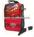 Sac rouge bon marché #69 de déjeuner de sacs d'épaule de bébé de Mcqueen de sacs d'école de Baby&kids