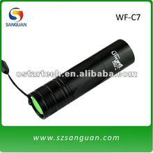 mini cree UltraFire C7 aluminum WF-C7 LED Flashlight