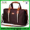 PU leather travel bag,traveling bag