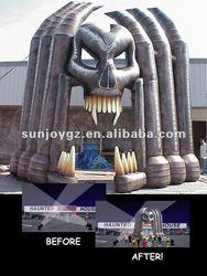 2013 giant halloween inflatables